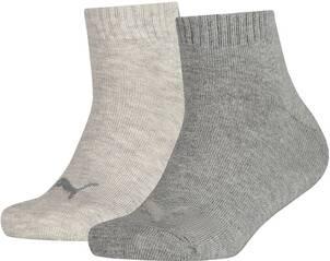 PUMA Kinder Socken QUARTER KIDS 2P