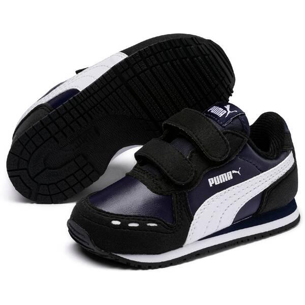 PUMA Kinder Sneaker Cabana Racer SL V Inf