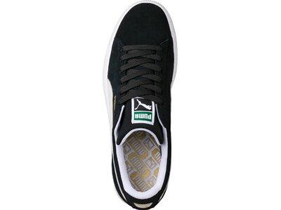 PUMA Damen Sneakers Suede Classic Schwarz