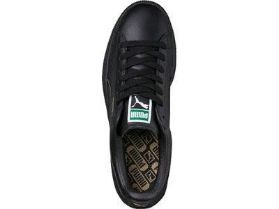 PUMA Damen Sneakers Basket Classic LFS Schwarz