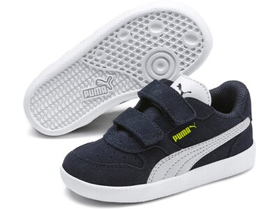 PUMA Kinder Sneaker Icra Trainer SD V Inf Blau