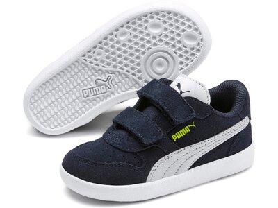 PUMA Kinder Sneaker Icra Trainer SD V Inf Schwarz