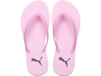 PUMA Damen Sandalen First Flip Wns Pink