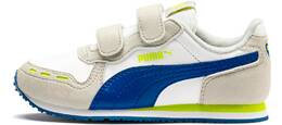 PUMA WHITE-GALAXY BLUE-GRAY VI