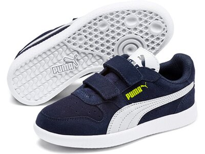 PUMA Kinder Schuhe Icra Trainer SD V PS Blau