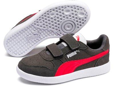 PUMA Kinder Schuhe Icra Trainer SD V PS Silber