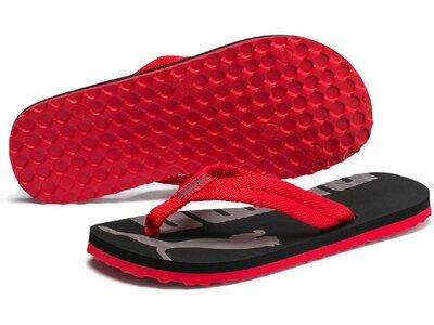 PUMA Kinder Sandalen Epic Flip v2 PS Rot
