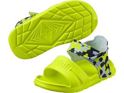 Puma Sandalen Wild Sandal Injex Camo Inf Grün