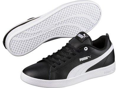 PUMA Damen Sneaker Smash Wns v2 L Grau
