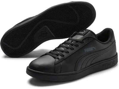 PUMA Lifestyle - Schuhe Herren - Sneakers Smash v2L Schwarz