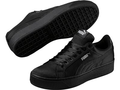 Puma Damen Sneaker Vikky Platform EP Schwarz