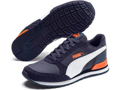 PUMA Kinder Sneaker ST Runner v2 NL Jr Blau