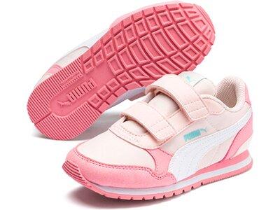PUMA Kinder Schuhe ST Runner v2 NL V PS Rot