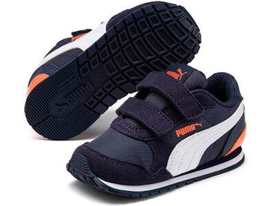 PUMA Kinder Schuhe ST Runner v2 NL V Inf Schwarz