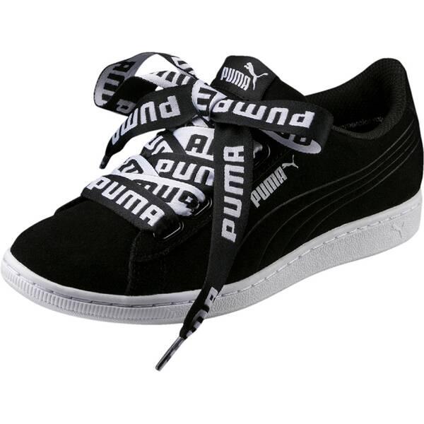 Puma Damen Sneaker Vikky Ribbon Bold