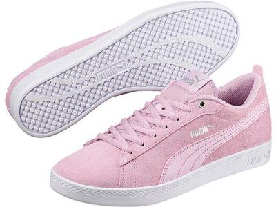 PUMA Damen Sneaker Smash Wns v2 SD Grau