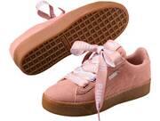 Vorschau: Puma Damen Sneaker Vikky Platform Ribbon Bold