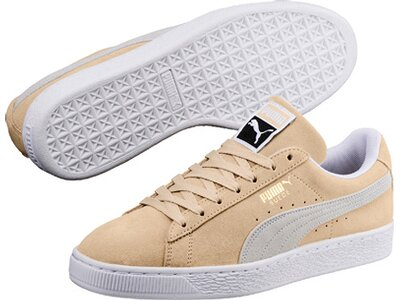 "PUMA Herren Sneaker ""Suede Classic"" Silber"