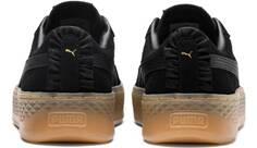 Vorschau: PUMA Damen Sneaker Smash Platform Frill