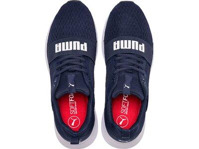 PUMA Sneaker Wired Grau