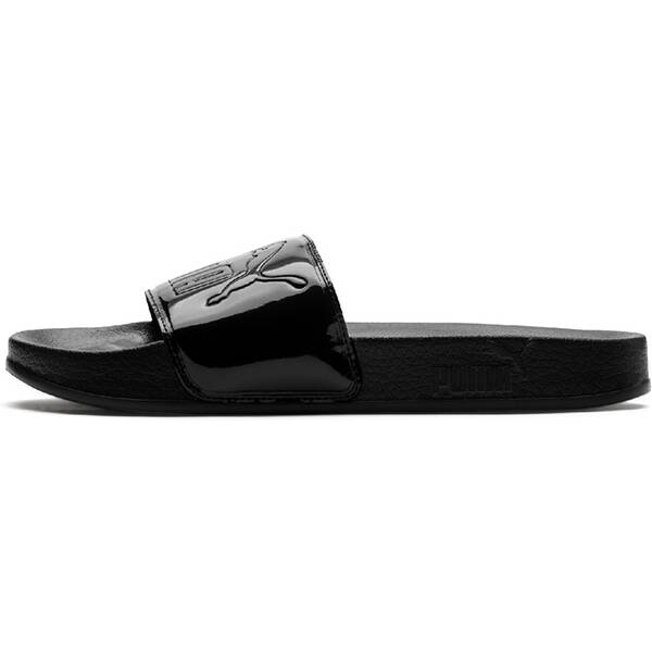 PUMA Damen Sandale Leadcat Patent Wns