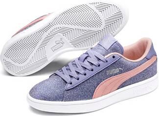 PUMA Kinder Sneaker Smash v2 Glitz Glam Jr