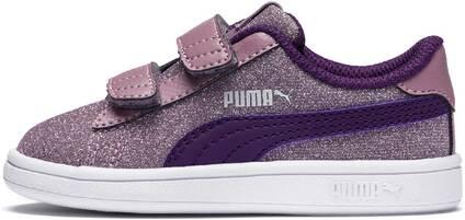 PUMA Kinder Sneaker Smash v2 Glitz Glam V Inf