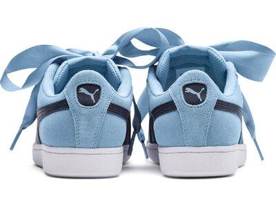 PUMA Kinder Indoorschuhe Puma Vikky Ribbon Blau
