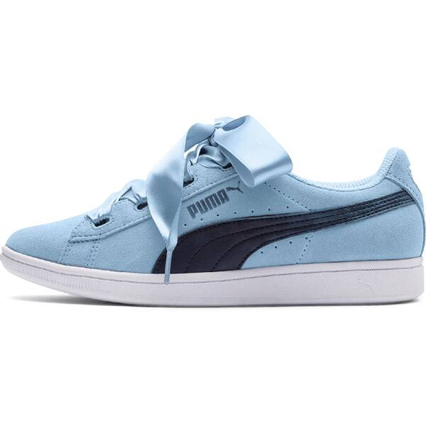PUMA Kinder Indoorschuhe Puma Vikky Ribbon Jr