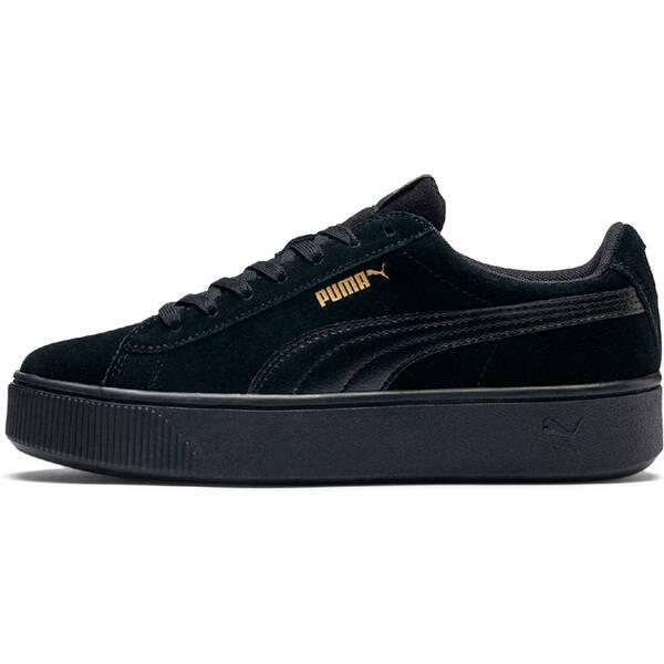 PUMA Damen Sneaker Vikky Stacked SD