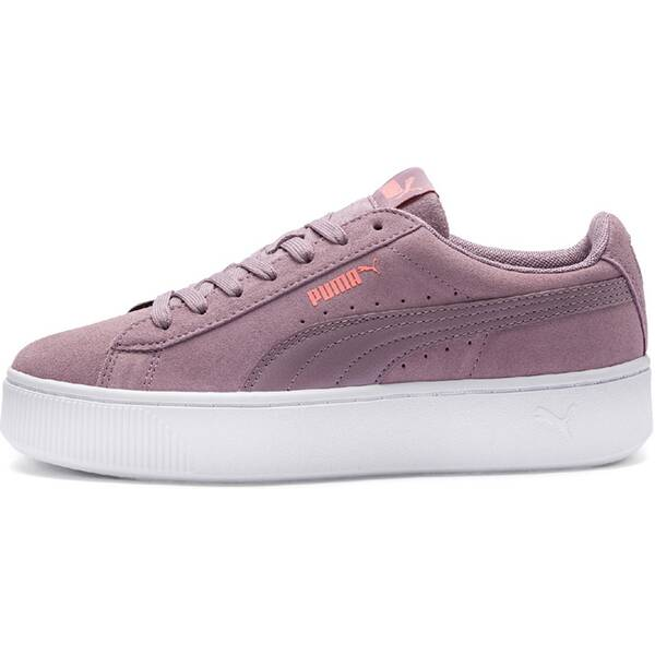 PUMA Damen Sneaker Vikky Stacked SD