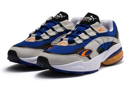 PUMA Damen Sneaker Blau