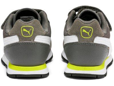 PUMA Kinder Sneaker Vista V PS Braun