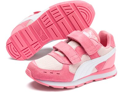 PUMA Kinder Sneaker Vista V PS Pink