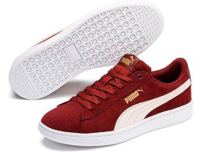 PUMA Damen Sneaker Vikky v2 Rot
