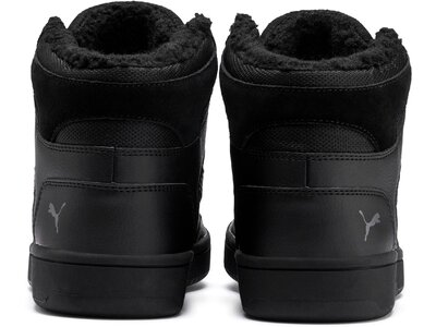 PUMA Sneaker Puma Rebound LayUp SD Fur Schwarz