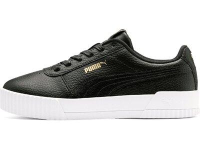 PUMA Damen Sneaker Carina Lux L Weiß