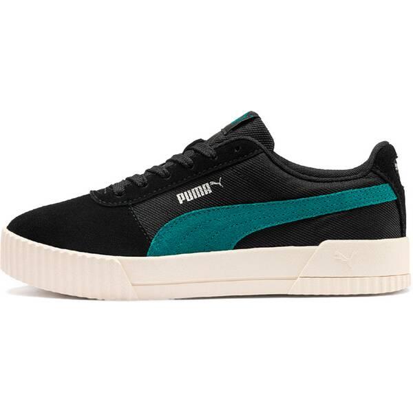 PUMA Damen Sneaker Carina Lux SD