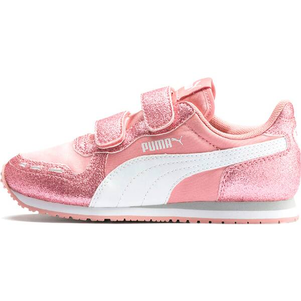 PUMA Kinder  Low Boot Cabana Racer Glitz V PS