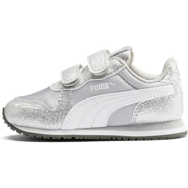PUMA Kinder Sneaker Cabana Racer Glitz V Inf