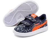 Vorschau: PUMA Kinder Smash v2 Monster Fami