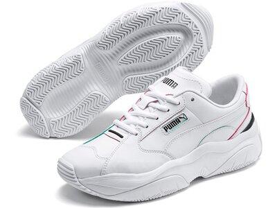 PUMA Lifestyle - Schuhe Damen - Sneakers Storm Y Pop Sneaker Damen Silber