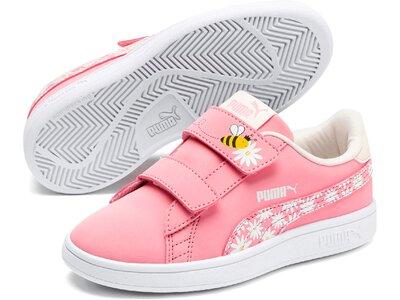 PUMA Kinder Puma Smash v2 Bees V PS pink