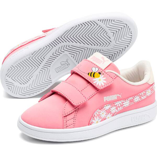 PUMA Kinder Puma Smash v2 Bees V PS