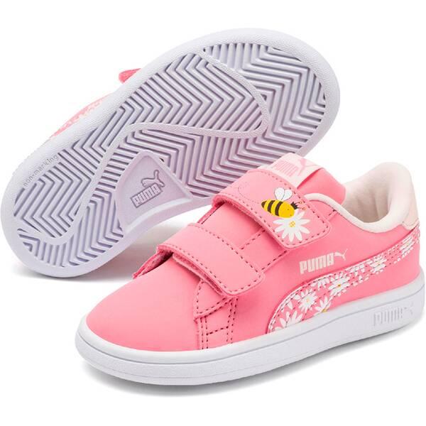 PUMA Kinder Schuhe Smash v2 Bees V Inf