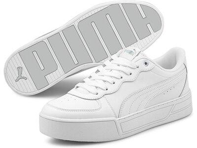 PUMA Damen Freizeitschuhe Puma Skye Weiß