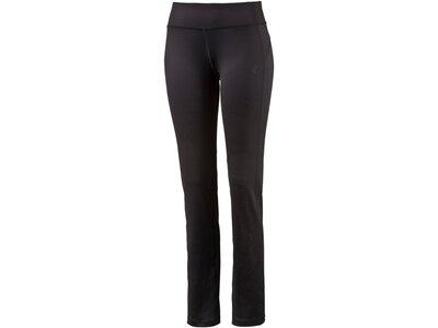 PUMA Damen Trainingshose WT Ess. Straight Leg Pants Schwarz