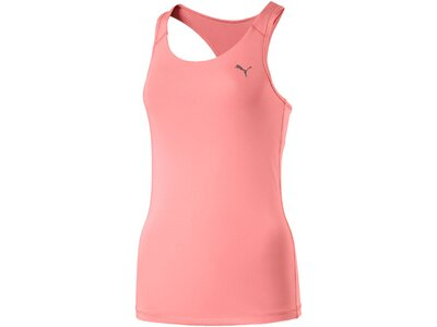 Puma Damen Shirt Essential RB Tank Top Pink