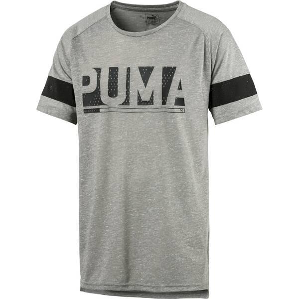 PUMA Herren Trainingsshirt Energy Raglan T-Shirt