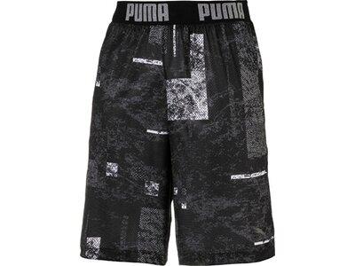 Puma Herren Shorts Reversible Short Schwarz
